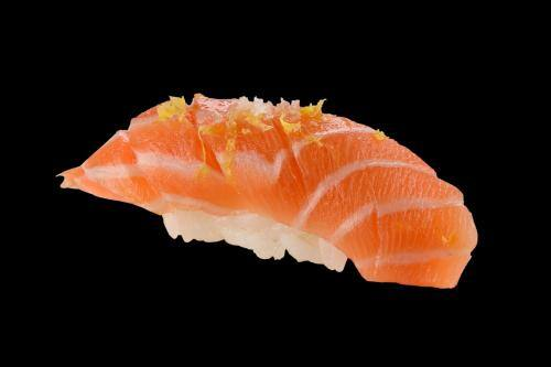 103006 - sushi salmão mediterrâneo - 2 unidades