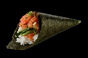 105001 - temaki salmão