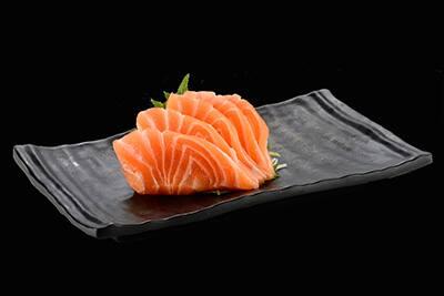 104001 - sashimi salmão - 5 unidades