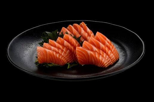 104002 - sashimi salmão - 15 unidades