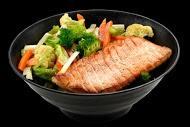 102801 - teppan de salmão