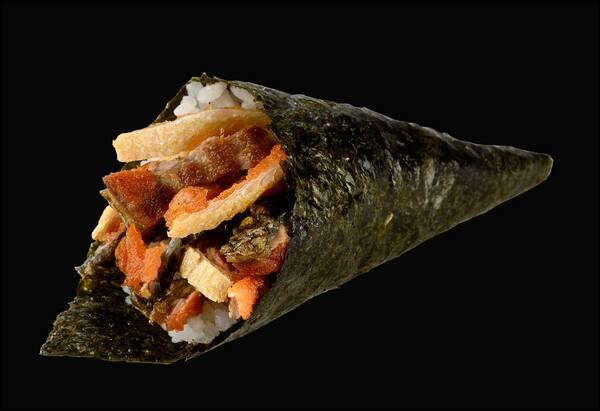 105020 - temaki salmão skin