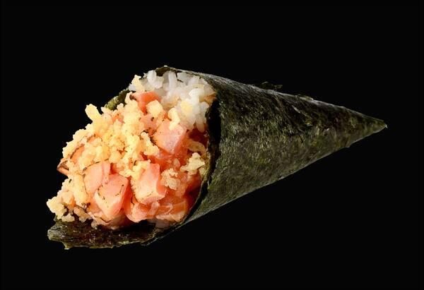 105021 - temaki salmão trufado