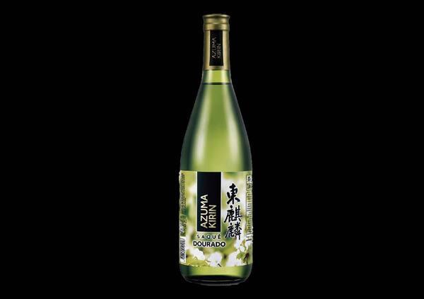100016 - azuma kirin, garrafa de  720 ml.