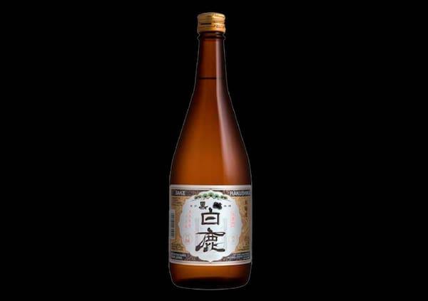 100021 - hakushika, garrafa de 720 ml.
