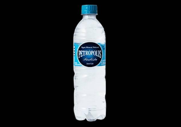 100005 - água mineral sem gás 310 ml.