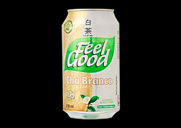 100031 - Chá Feel Good Branco - 330ml