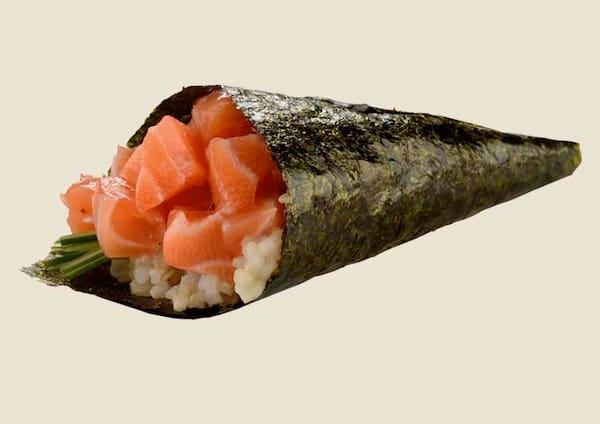 105023 -  linha integral - temaki de salmão