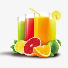 Suco de frutas - garrafa 500ml