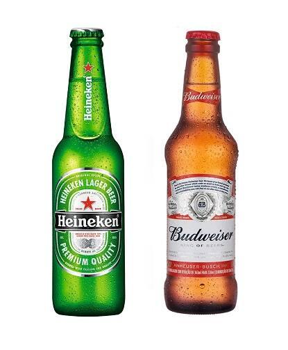 Cerveja - long neck 330ml