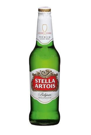 Cerveja Stella Artois - 550ml