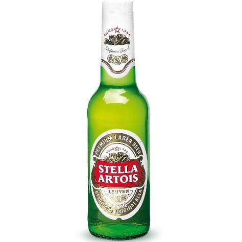 122 - cerveja Stella Artois (long neck)