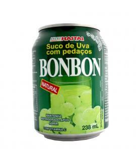 133 - suco de uva em pedaços bonbon
