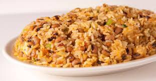 Porção arroz baião de dois