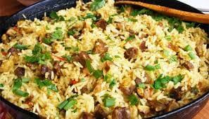 Porção arroz maria izabel
