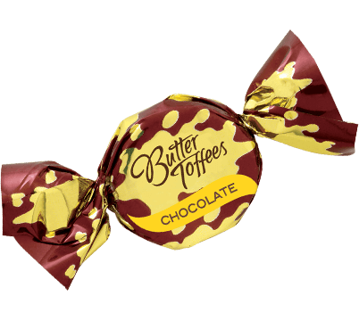 Bala Butter Toffers Arcor Chocolate