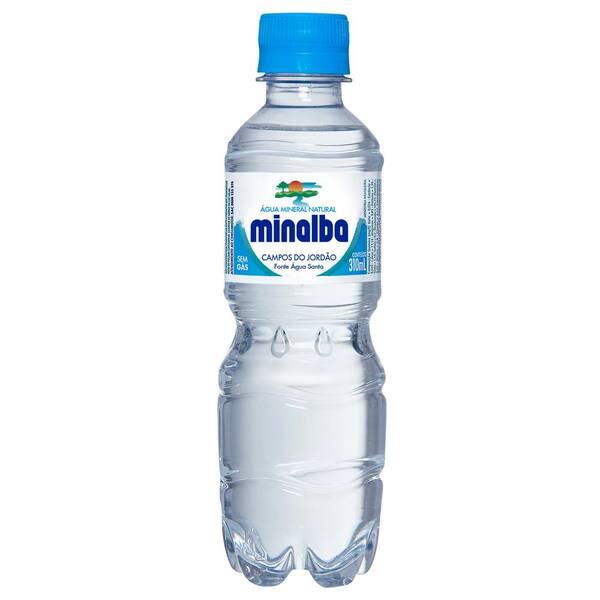 Agua 500ml  s/gás