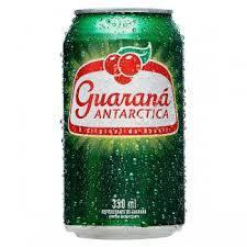 Guarana Antarctica (lata - 350 ml)
