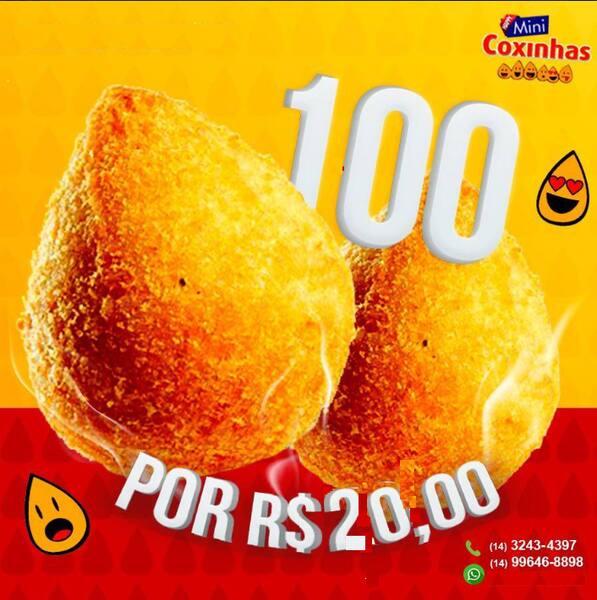 100 unidades (cento)