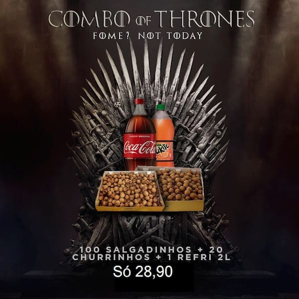 Combo of thrones