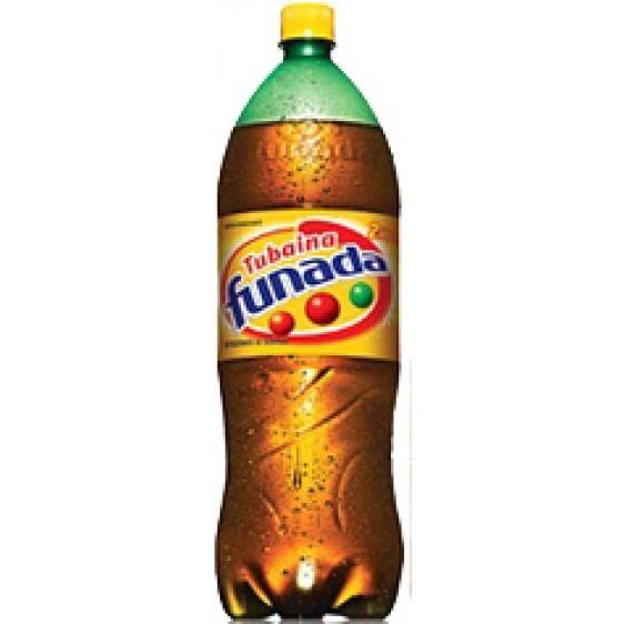 Refrigerante tubaina Funada 2 Lt