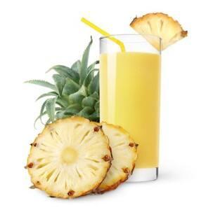 Suco de abacaxi 100% natural  500ml