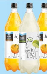 Suco de del vale sabores limão ou laranja 1,5 lt