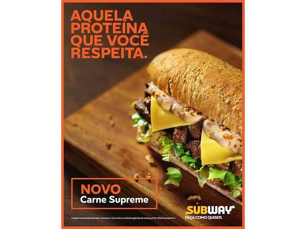 Carne supreme 30 cm