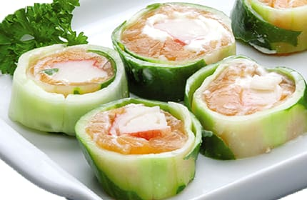 Salmão light