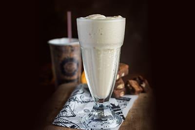 Milk shake baunilha