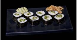 Porções hossomaki