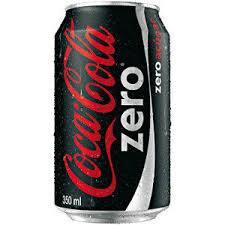 Coca Cola Zero Lata 350 ml