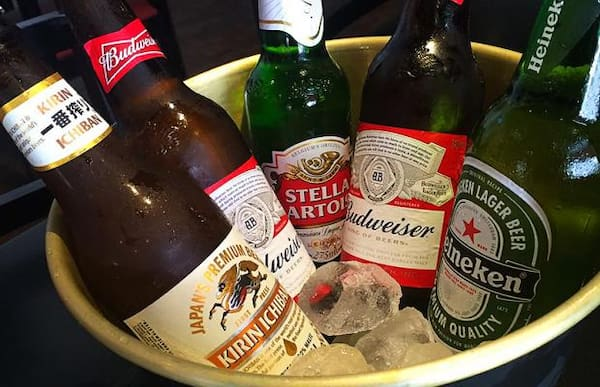 Cervejas ( beers )