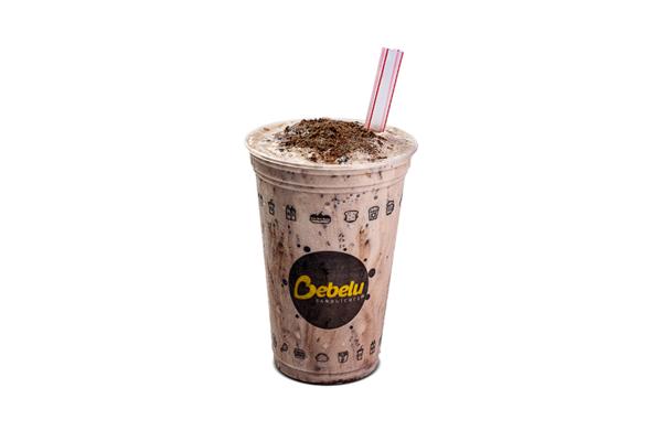 Milk-shake crocante maltado 300 ml