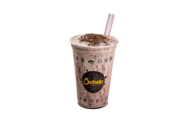Milk-shake crocante maltado 500ml