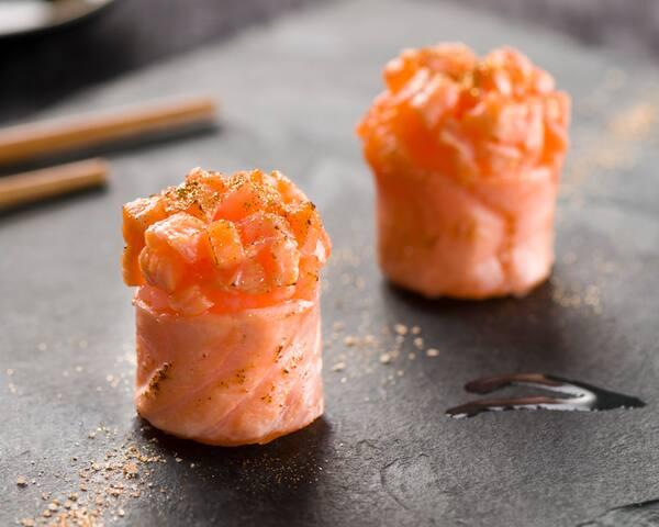 445 - djo salmão ouro trufado !! novo !!