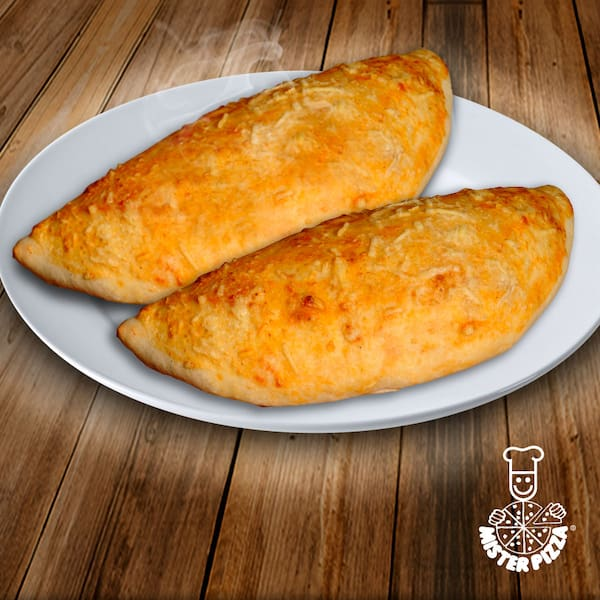 Mister pizza - duplo calzone
