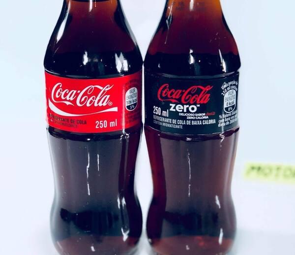 Coca zero 250ml