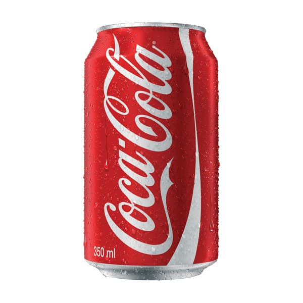 COCA COLA LATA (350ml)