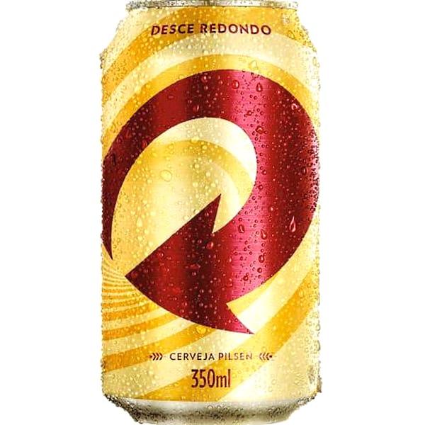 Cerveja Skol lata 350ml