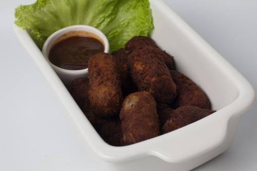 019 - Croquetes de Carne com Gorgonzola
