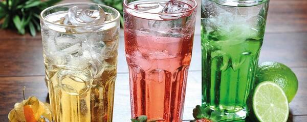 Soda italiana gengibre