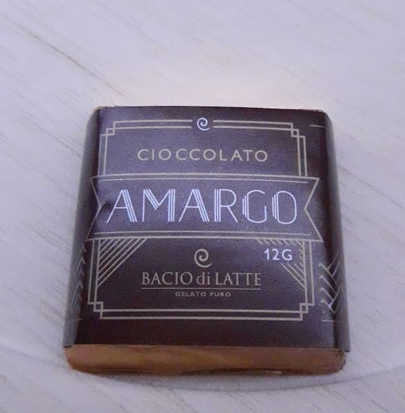Tablete de Chocolate Amargo