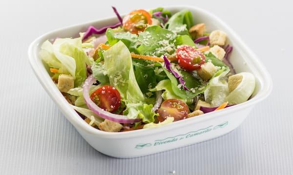Side salad mista