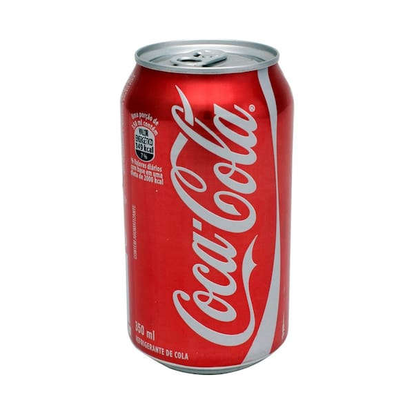 Coca-Cola Normal (Lata 350ml)