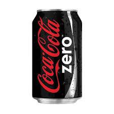 Coca-Cola Zero (Lata 350 ml)
