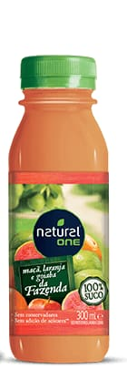 Suco goiaba natural one 300ml
