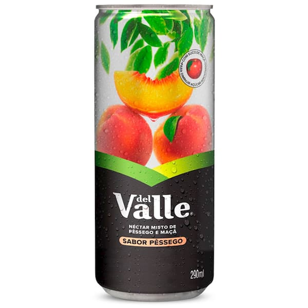 SUCO DEL VALLE PESSEGO 290ML