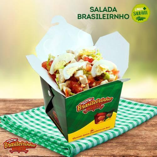 Salada brasileirinho