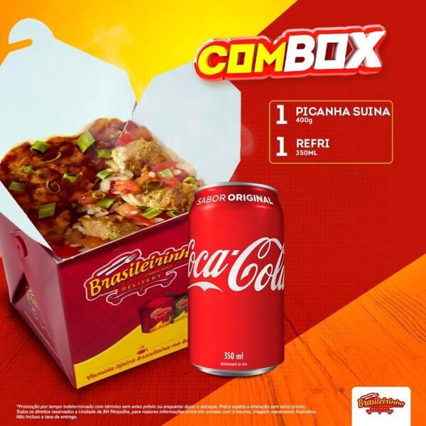 Combox pincanha caipirão (ind)